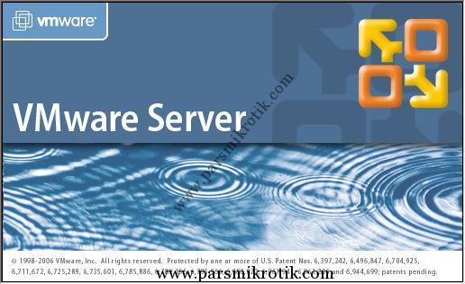 vmware-server-splash